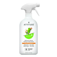 Attitude Bio Čistič na koupelny s vůní citronové kůry 800 ml