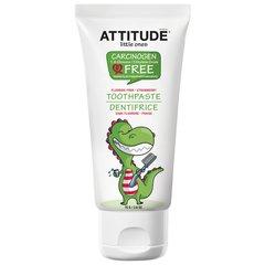 Attitude Dětská zubní pasta jahoda 75 g