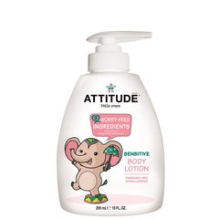 Attitude Dětské tělové mléko bez vůně 295 ml