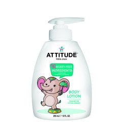 Attitude Dětské tělové mléko s vůní hruškové šťávy 295 ml