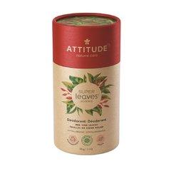 ATTITUDE Super leaves Přírodní tuhý deodorant červené listy vinné révy 85 g