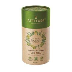 ATTITUDE Super leaves Přírodní tuhý deodorant olivové listy 85 g