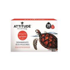 Attitude Tablety do myčky bez fosfátů 26 ks