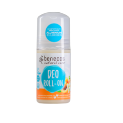 Benecos BIO, VEG Deo Roll-On deodorant meruňka a bezinkový květ 50 ml