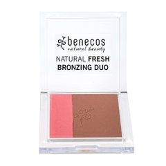 Benecos Bronzer duo - california nights BIO