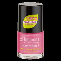 Benecos Lak na nehty Pink forever 8 free 9 ml