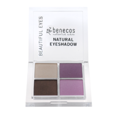 Benecos Oční stíny 4paletka beautiful eyes BIO 8 g