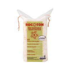 Bocoton Odličovací tampony čtverec 40 ks