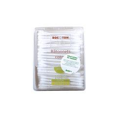 Bocoton Vatové tyčinky z biobavlny 200 ks