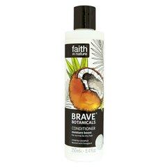 BRAVE hydratační kondicionér Kokos/Plumérie 250 ml