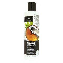 BRAVE hydratační šampon Kokos/Plumérie 250 ml