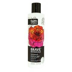 BRAVE revitalizační šampon Růže/Neroli 250 ml