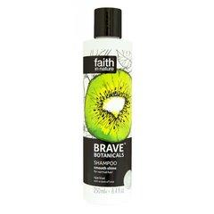 BRAVE šampon Kiwi/Limeta pro větší lesk 250 ml