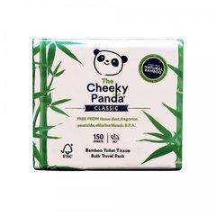 Cheeky Panda cestovní balení toaletní papír 150 útržků