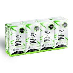 Cheeky Panda kapesní ubrousky 3-vrstvé, 8 balení