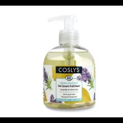 Coslys Jemný mycí gel na ruce s citronem a levandulí 300 ml