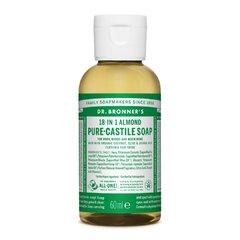 Dr. Bronner's Tekuté universální mýdlo ALL-ONE! Almond 60 ml