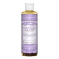 Dr. Bronner's Tekuté universální mýdlo ALL-ONE! Lavender 240 ml