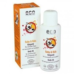Eco cosmetics BIO Kojenecký a dětský olej 100 ml