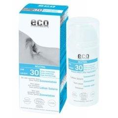 Eco cosmetics BIO Opalovací krém Neutral bez parfemace SPF 30100 ml
