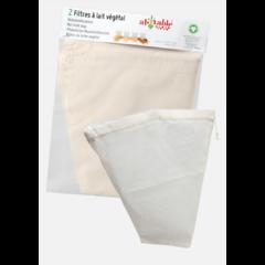 Ecodis Filtry na výrobu rostlinného mléka z biobavlny 2 ks