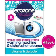 Ecozone čistič myček a praček 6 dávek