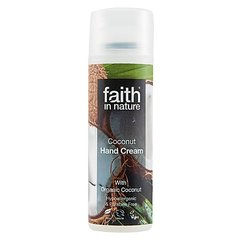 Faith in Nature kokosový krém na ruce 50 ml