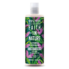 Faith in Nature kondicioner Levandule 400 ml