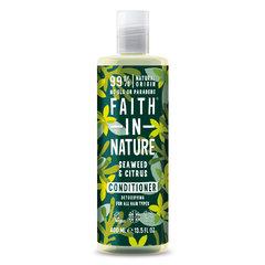 Faith in Nature kondicioner s mořskou řasou 400 ml