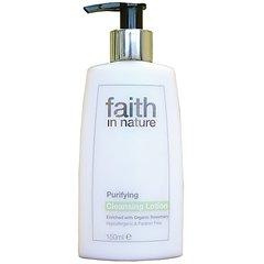 Faith in Nature přírodní čistící pleťové mléko hypoalergenní 150 ml