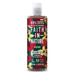 Faith in Nature šampon Čokoláda 400 ml