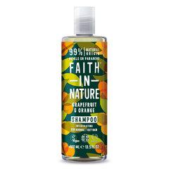 Faith in Nature šampon Grep/Pomeranč 400 ml