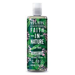 Faith in Nature šampon TeaTree 400 ml