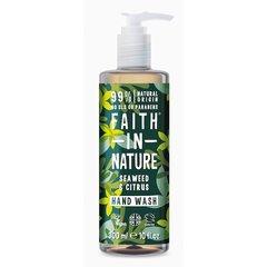 Faith in Nature tekuté mýdlo Mořská řasa/Citrus 300 ml