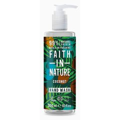 Faith in Nature tekuté mýdlo s kokosovým olejem 400 ml