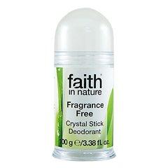 Faith in Nature tuhý deodorant Crystal 100 g
