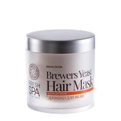 FS Bania Detox Maska pro posílení vlasů Pivní kvasnice 400 ml