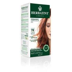 Herbatint Permanentní barva na vlasy měděná blond 7R