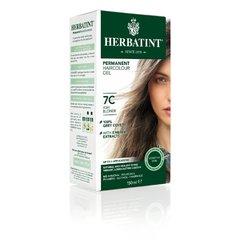 Herbatint Permanentní barva na vlasy popelavá blond 7C