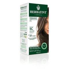 Herbatint Permanentní barva na vlasy světlý popelavý kaštan 5C