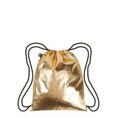 LOQI METALLIC-GOLD Vak na záda