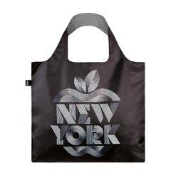 LOQI - New York Skládací nákupní taška