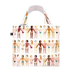 LOQI - Sexy Skládací nákupní taška