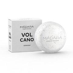 Mádara Tělové peelingové mýdlo Volcano 90 g