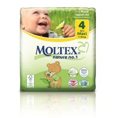 Moltex nature no. 1 Plenky 4 Maxi 7-18 kg 30 ks