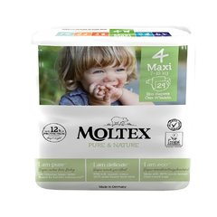 Moltex Pure & Nature 4 Maxi 7-18 kg 29 ks