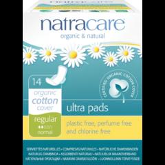 NATRACARE Menstruační vložky Ultra REGULAR 14 ks