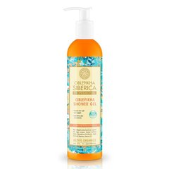 Natura Siberica Oblepikha Siberica Professional Rakytníkový sprchový gel Intenzivní výživa a hydratace 400 ml
