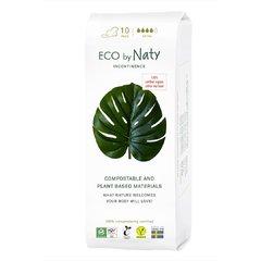 Naty Dámské ECO inkontinenční vložky extra 10 ks