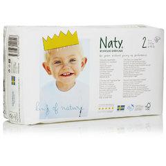 Naty Plenky 2 Mini 3-6 kg 34 ks